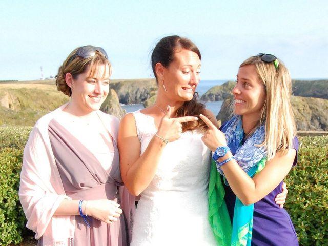 Le mariage de Matthieu et Anne Laure à Bangor, Morbihan 50