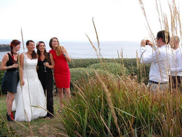 Le mariage de Matthieu et Anne Laure à Bangor, Morbihan 53