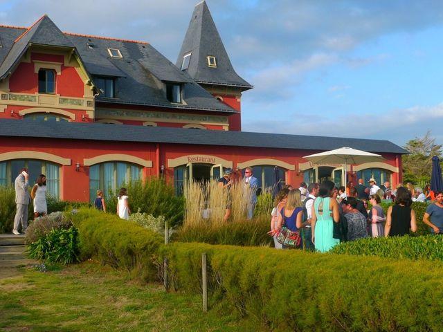 Le mariage de Matthieu et Anne Laure à Bangor, Morbihan 55