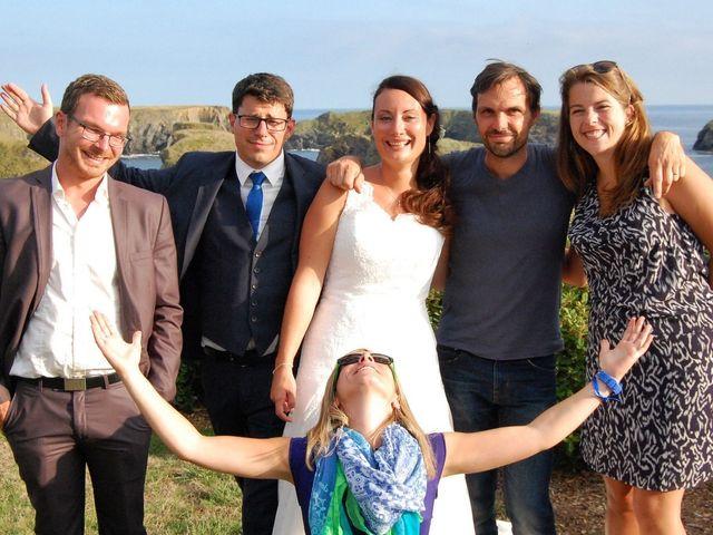 Le mariage de Matthieu et Anne Laure à Bangor, Morbihan 57
