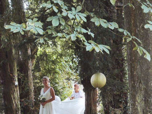 Le mariage de Julien et Fanny à Neuwiller-lès-Saverne, Bas Rhin 9