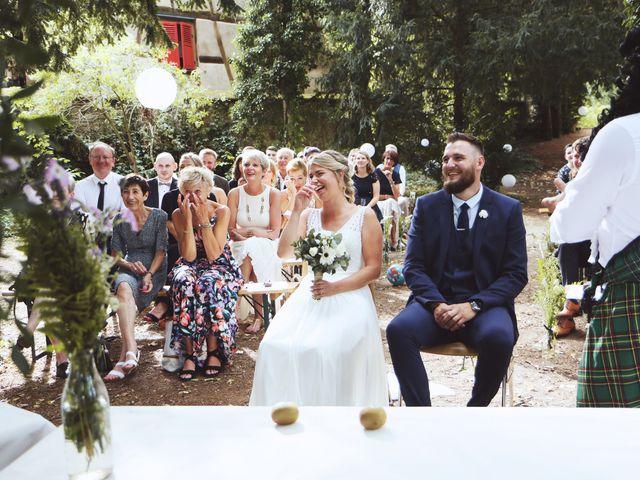 Le mariage de Julien et Fanny à Neuwiller-lès-Saverne, Bas Rhin 11