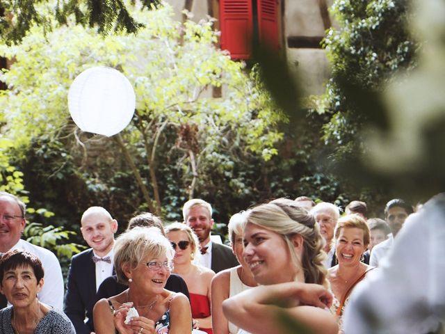 Le mariage de Julien et Fanny à Neuwiller-lès-Saverne, Bas Rhin 12