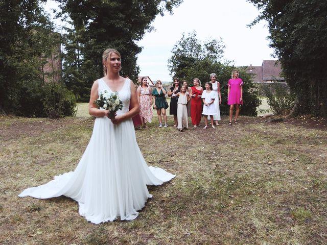 Le mariage de Julien et Fanny à Neuwiller-lès-Saverne, Bas Rhin 24