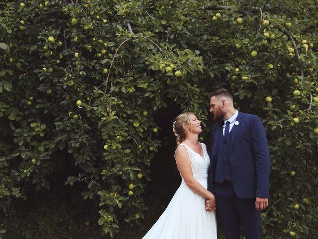 Le mariage de Fanny et Julien