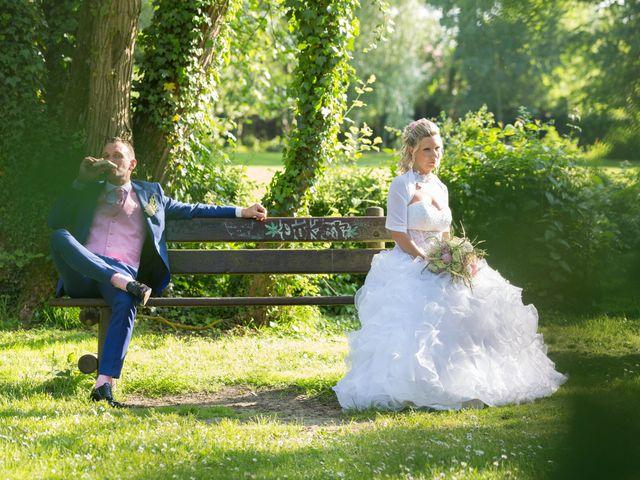 Le mariage de Manu et Cathy à Moussy-le-Neuf, Seine-et-Marne 75