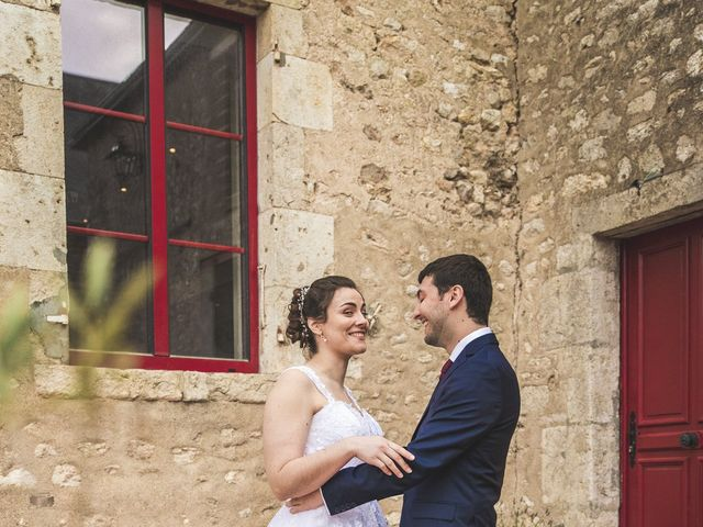 Le mariage de Benjamin et Cécile à Bazoches-en-Dunois, Eure-et-Loir 13