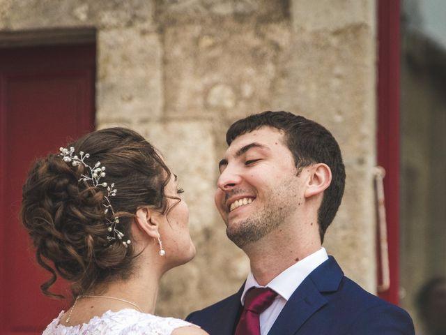 Le mariage de Benjamin et Cécile à Bazoches-en-Dunois, Eure-et-Loir 15