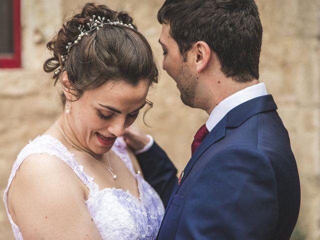 Le mariage de Benjamin et Cécile à Bazoches-en-Dunois, Eure-et-Loir 16