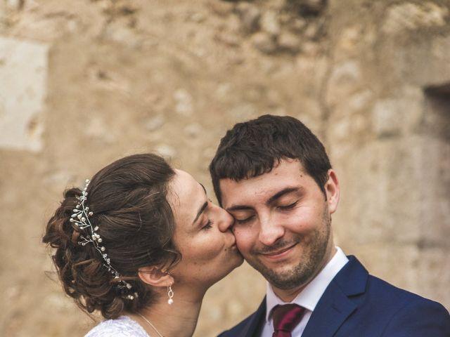 Le mariage de Benjamin et Cécile à Bazoches-en-Dunois, Eure-et-Loir 17