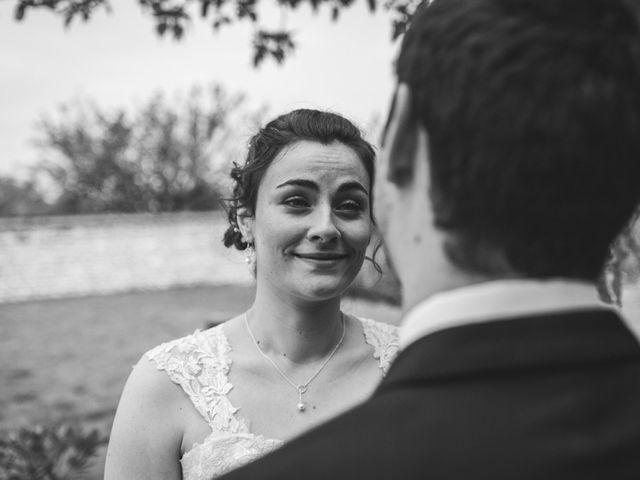 Le mariage de Benjamin et Cécile à Bazoches-en-Dunois, Eure-et-Loir 18