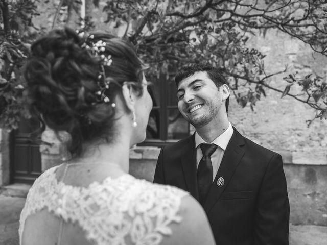 Le mariage de Benjamin et Cécile à Bazoches-en-Dunois, Eure-et-Loir 19