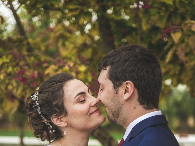 Le mariage de Benjamin et Cécile à Bazoches-en-Dunois, Eure-et-Loir 20