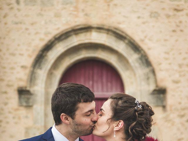 Le mariage de Benjamin et Cécile à Bazoches-en-Dunois, Eure-et-Loir 21