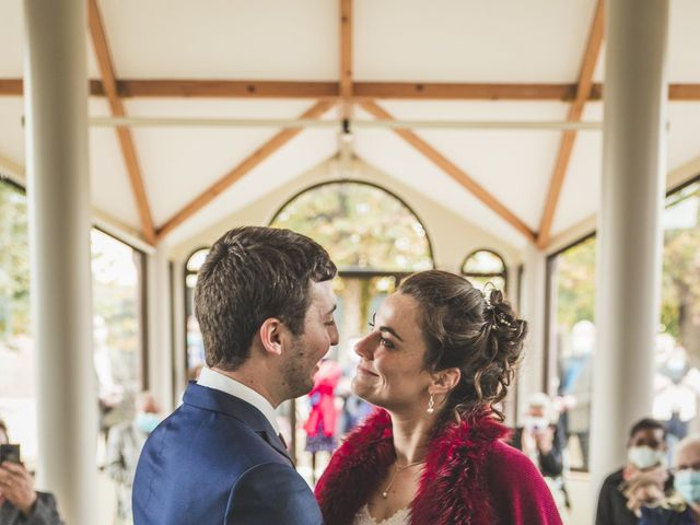 Le mariage de Benjamin et Cécile à Bazoches-en-Dunois, Eure-et-Loir 24