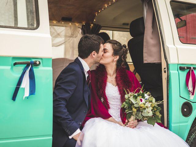 Le mariage de Benjamin et Cécile à Bazoches-en-Dunois, Eure-et-Loir 33