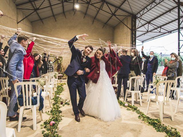 Le mariage de Benjamin et Cécile à Bazoches-en-Dunois, Eure-et-Loir 42