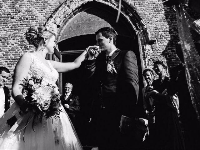 Le mariage de Arthur et Violaine à Morbecque, Nord 3