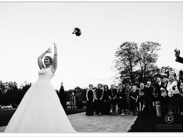 Le mariage de Arthur et Violaine à Morbecque, Nord 4