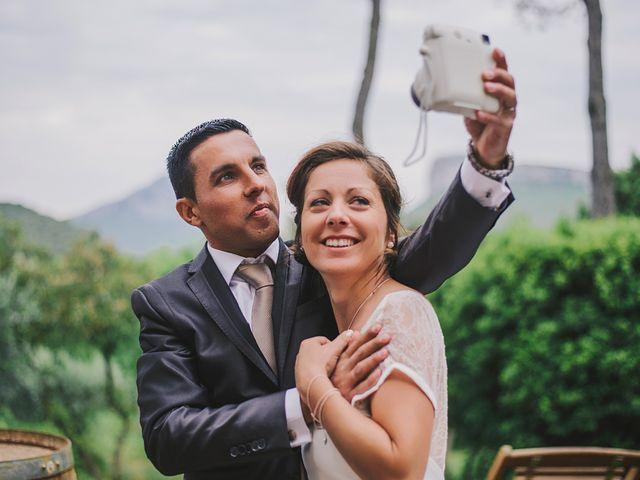 Le mariage de Jean-Baptiste et Virginie à Saint-Gély-du-Fesc, Hérault 9