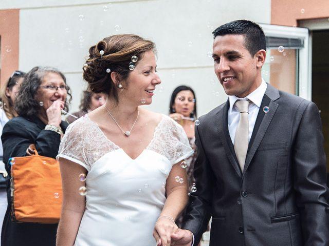 Le mariage de Jean-Baptiste et Virginie à Saint-Gély-du-Fesc, Hérault 30
