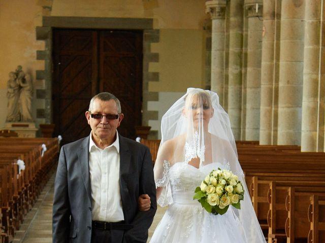 Le mariage de Laetitia et Laurent à Avranches, Manche 5