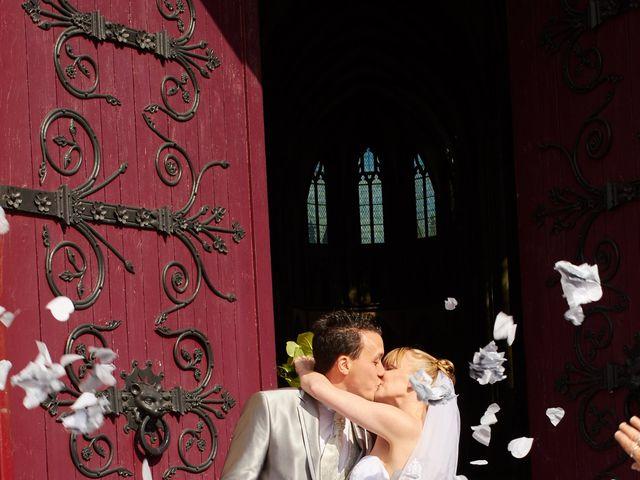 Le mariage de Laetitia et Laurent à Avranches, Manche 6