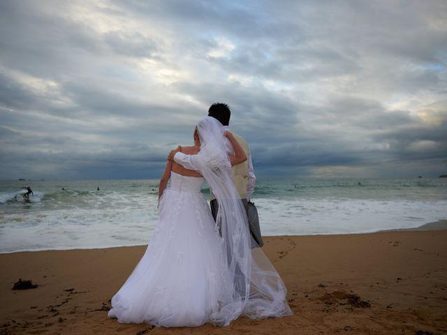 Le mariage de Laetitia et Laurent à Avranches, Manche 2