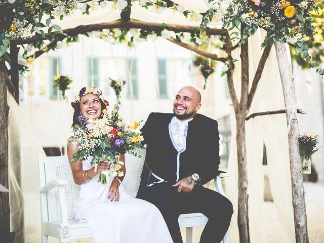 Le mariage de Driss et Démi à Nîmes, Gard 20