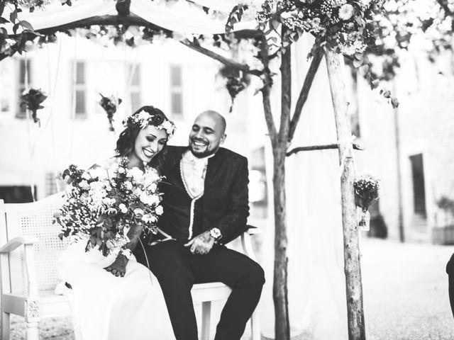 Le mariage de Driss et Démi à Nîmes, Gard 21