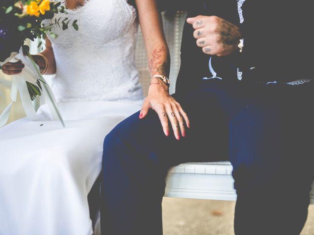 Le mariage de Driss et Démi à Nîmes, Gard 24