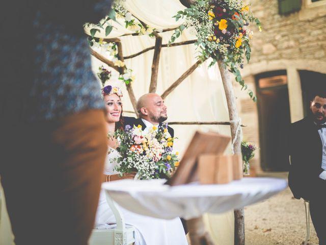 Le mariage de Driss et Démi à Nîmes, Gard 25