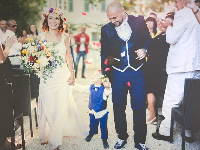 Le mariage de Driss et Démi à Nîmes, Gard 34