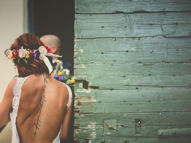 Le mariage de Driss et Démi à Nîmes, Gard 35