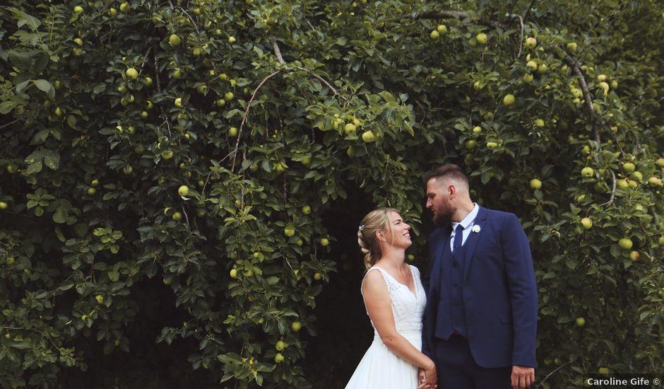 Le mariage de Julien et Fanny à Neuwiller-lès-Saverne, Bas Rhin