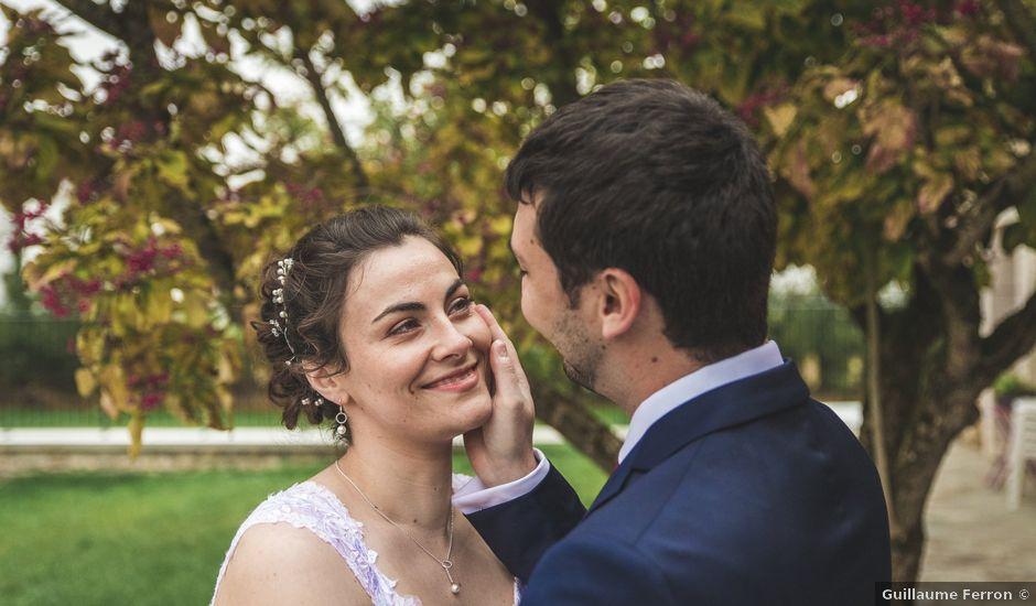 Le mariage de Benjamin et Cécile à Bazoches-en-Dunois, Eure-et-Loir
