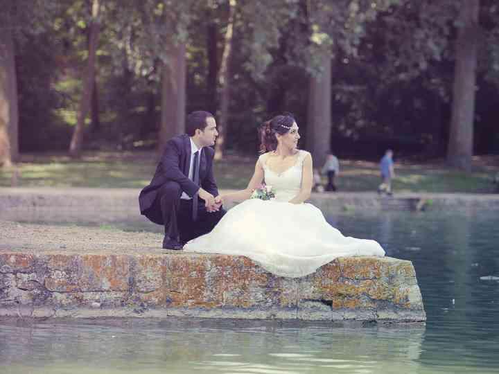 Le mariage de Samia et Hakim