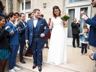 Le mariage de Maïté et Evan