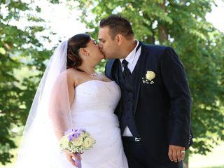 Le mariage de Floriane et Mickaël 1