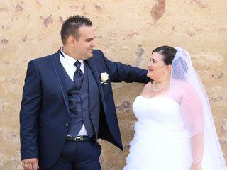 Le mariage de Floriane et Mickaël