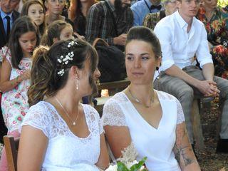 Le mariage de Charlotte et Anais