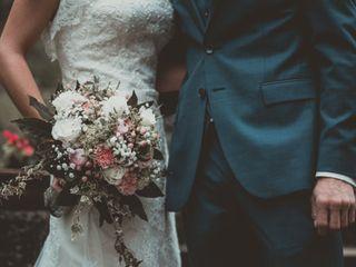 Le mariage de Angela et Niklaus