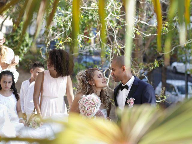 Le mariage de Samuel et Audrey à Saint-Denis, La Réunion 2