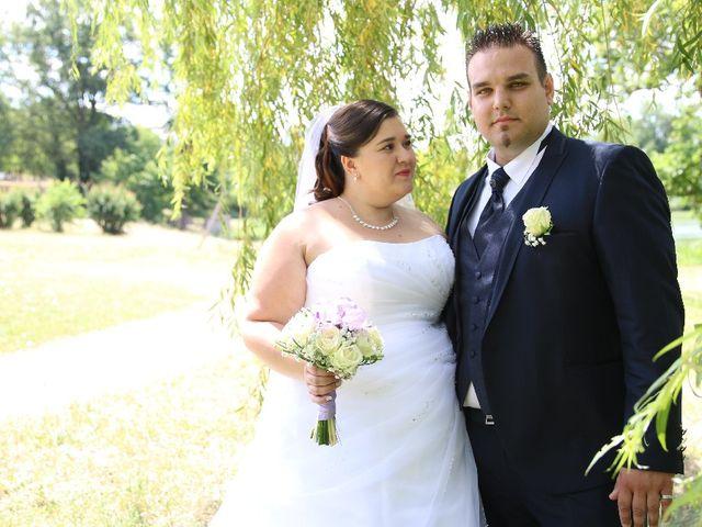 Le mariage de Mickaël et Floriane à Riorges, Loire 6