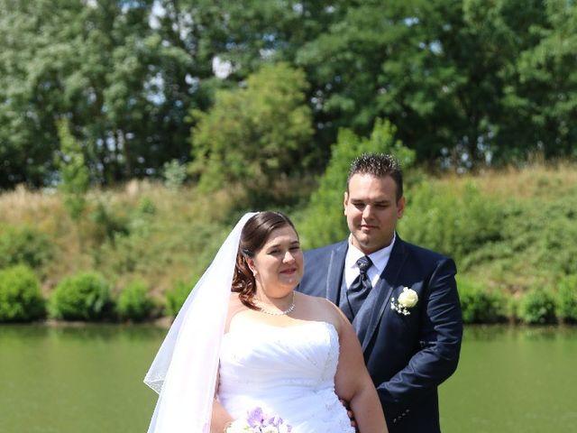Le mariage de Mickaël et Floriane à Riorges, Loire 1