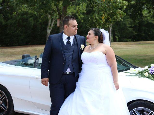Le mariage de Mickaël et Floriane à Riorges, Loire 10