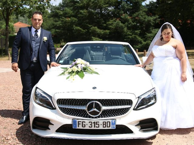 Le mariage de Mickaël et Floriane à Riorges, Loire 11