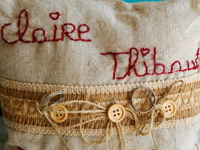 Le mariage de Thibaut et Claire à Beaumotte-lès-Pin, Haute-Saône 15