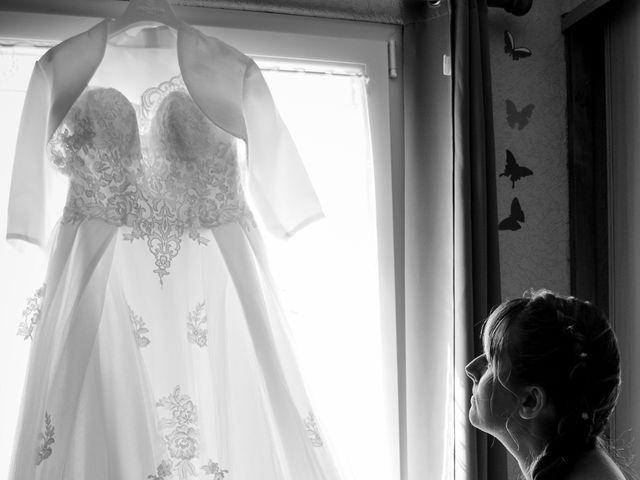 Le mariage de Thibaut et Claire à Beaumotte-lès-Pin, Haute-Saône 16