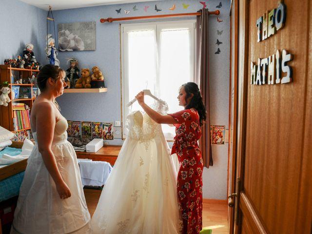 Le mariage de Thibaut et Claire à Beaumotte-lès-Pin, Haute-Saône 17